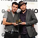 2011 MOJO AWARDS for UPSIDE DOWN with DANNY O CONNOR